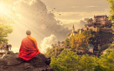 1 Meditação. Pixabay