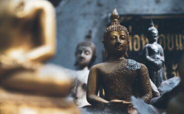 1 Estátua de Buda. Pixabay